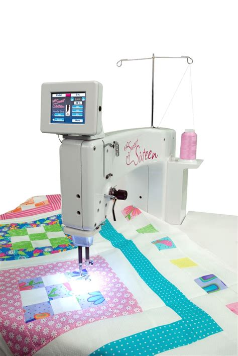 Hq Sixteen Quilting Machine by 5 995 00 Stuk Merk Overige Accessoires