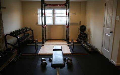 gimnasio en casa de una c 243 mo hacer un gimnasio en casa