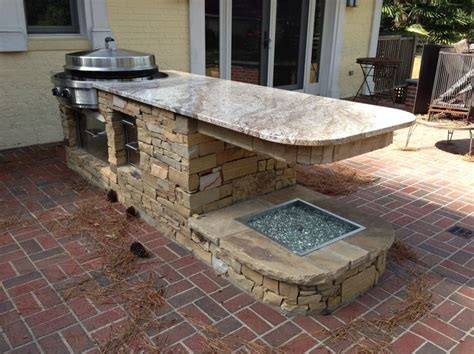 outdoor kitchen countertops ideas how to build a outdoor kitchen fascinating creamy marble