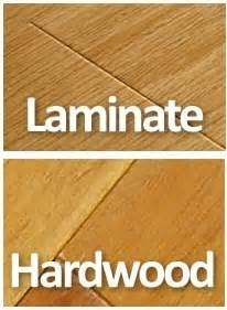 real wood vs laminate hardwood flooring versus laminate gurus floor