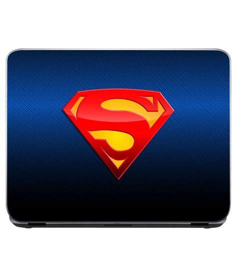 wallpaper for laptop skin shopnow superman wallpaper by spazchicken laptop skin