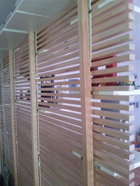 diy room dividers wooden pallet room divider pallets designs