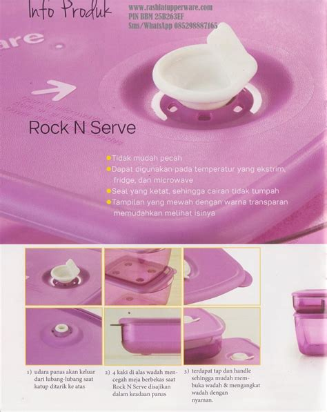 Rock N Serve 1 5l Tupperware katalog activity tupperware februari 2016 rashla katalog