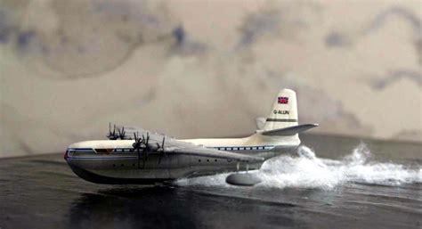 princess flying boat video model warships