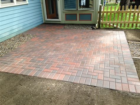 4 X 8 Patio Pavers Patios Walkways Driveways Porches And Steps Built To The Highest Standard