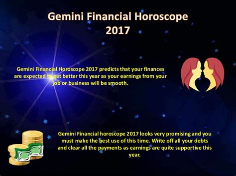 2017 horoscope predictions gemini horoscope 2017 predictions