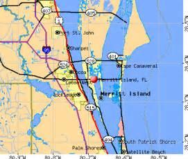 map of merritt island florida merritt island florida