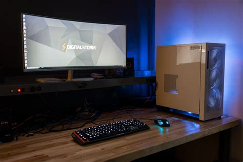 best gaming pc desk the best gaming desktop pcs of 2017 digital trends