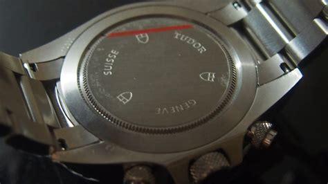 Harga Jam Tangan Merk Tudor sold tudor heritage chronograph jual beli jam tangan