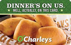 O Charley S Gift Card - kroger o charley s gift card