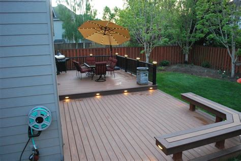 patio deck ideas backyard affordable porch decor ideas a cheapskate s guide