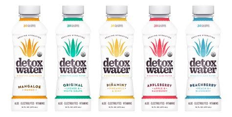 Activaloe Detox Water by Detoxwater Expands Product Line And Increases Distribution