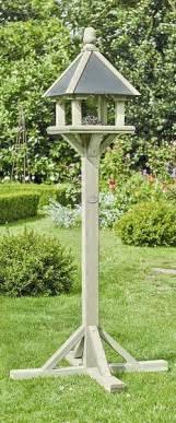 Exceptional Table En Bois Pour Jardin #3: Mangeoire-ardoise-pied-bois.jpg