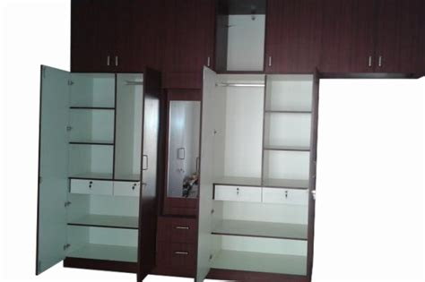 confortable wardrobe furniture design on interior design