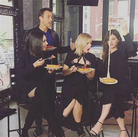 kristen bell instagram gino s east magnificent mile galuxsee