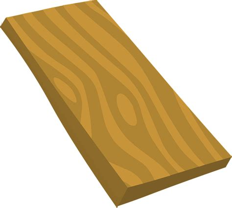 board clipart free vector graphic board wood wooden brown plank