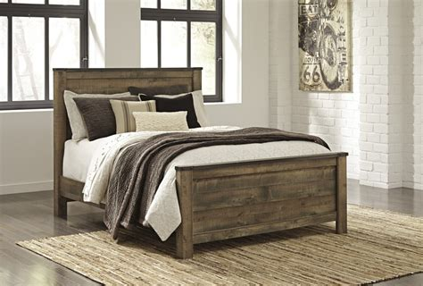 Trinell Bedroom Set by Trinell Panel Bed B446 57 54 96 Complete Beds