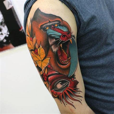 Coole Oberarm Tattoos by 90 Cool Arm Tattoos For Guys Manly Design Ideas