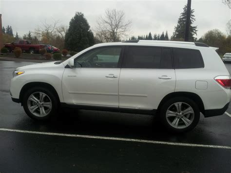 2011 Toyota Limited 2011 Toyota Highlander Pictures Cargurus