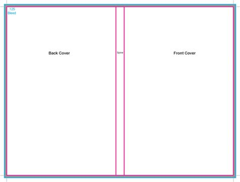 templates for book covers best photos of book cover blank template blank book