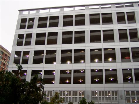 Lockwood Place Garage Baltimore by Parking Garages Cleveland Cement Contractors Inc