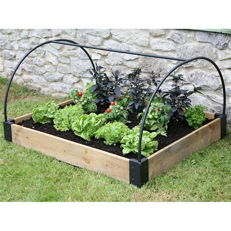 Raised Bed Frame Raised Bed Frame Haxnicks