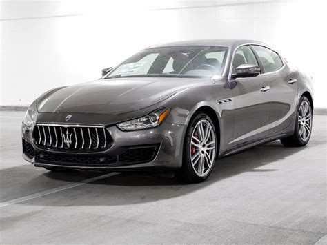 maserati q4 msrp new 2018 maserati ghibli s q4 4dr car in salt lake city