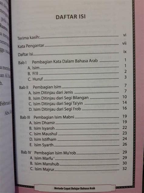 Panduan Praktis Tahajud Fajar Dhuha Istikharah buku metode cepat belajar bahasa arab el matroed jilid 1