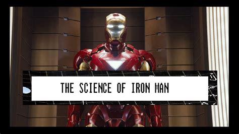 science iron man youtube