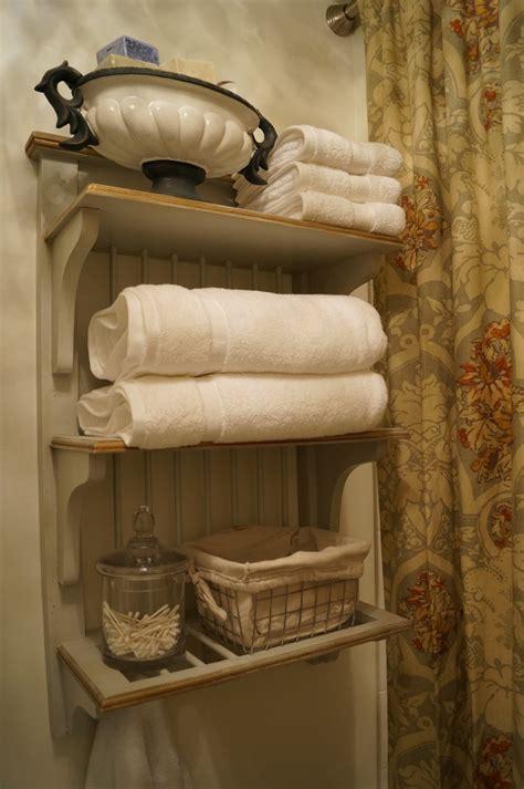 Interior Design Ideas for powder room storage Spaces