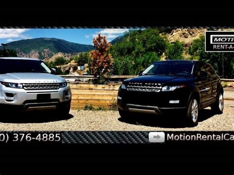motion rental cars coloradocom