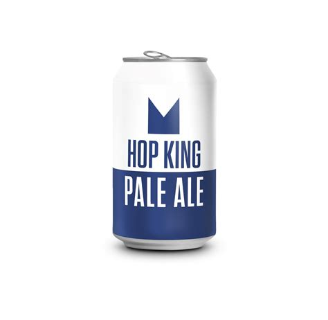 King Ale by Hop King Pale Ale Hop King Skate Brand