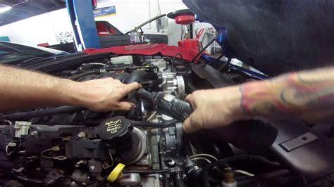 electronic throttle control 1972 chevrolet corvette regenerative braking service manual c5 corvette check valve replacement slideshow youtube ls1 to ls6 pcv