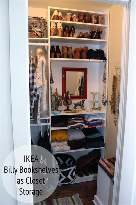 Billy Bookcase Closet by His And Hers Closets Billy Home And Billy