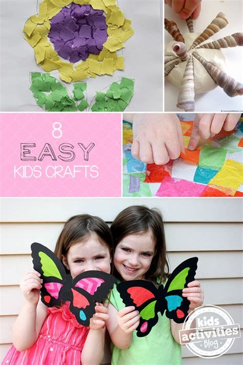 simple craft activities for a gallery of easy crafts for has been published on
