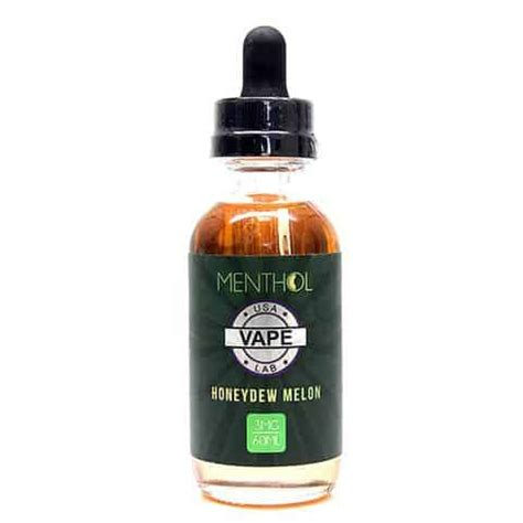 Honeydew Khalifa 60ml Melon E Liquid Vape Vapor Melon Khalifa honeydew melon by usa vape club review vaping my vapor site