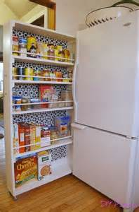 diy kitchen pantry ideas hometalk diy space saving rolling kitchen pantry