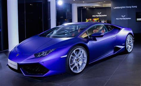 Lamborghini Huracan Ad Spotlight Lamborghini Huracan Ad Personam