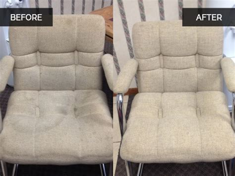 chair upholstery cleaning before and after healthy