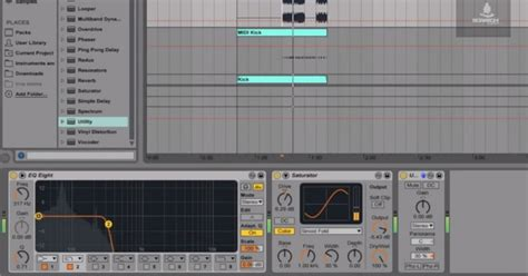 ableton tutorial kick drum how to eq kick drums in ableton live