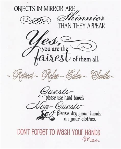 Bathroom Quotes by Bathroom Sayings Painting Sayings