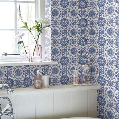 bathroom wallpapers 10 of the best bathroom wallpapers our pick of the best ideal home