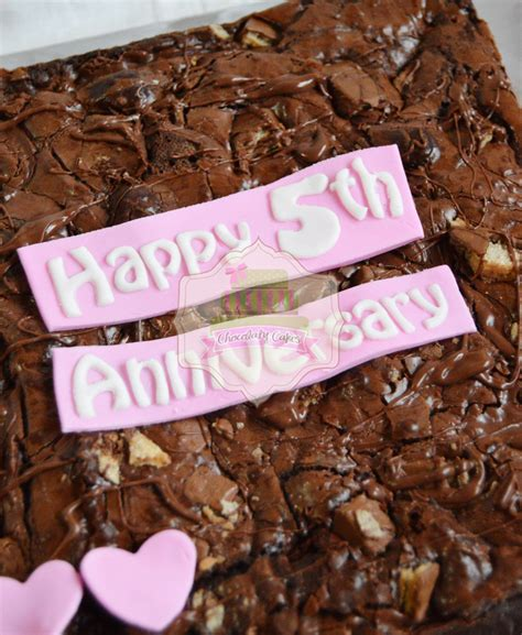 Nutella Kitkat Brownies nutella kit brownies for anniversary