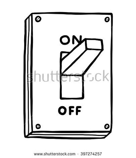 light switch wall stock vectors vector clip