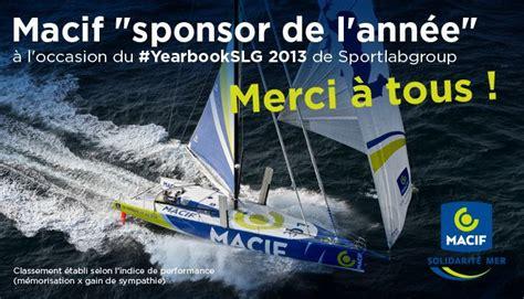 macif si鑒e social macif sponsor de l 233 e 2013 selon sportlabgroup