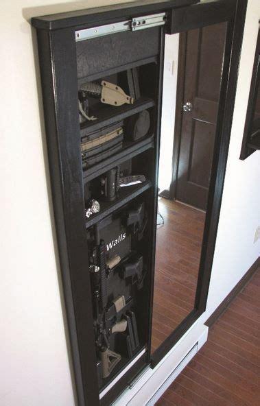Concealed Door Storage Cabinet 25 Best Ideas About Safe On Pinterest Gun Storage Safe Storage And Gun Storage