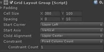 unity grid layout group script dynamic scroll view in unity 4 6 ui