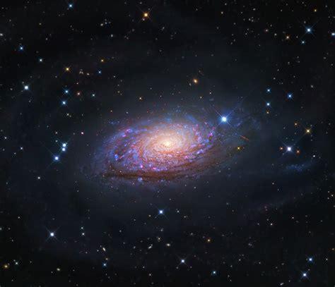 sunflower galaxy apod 2017 july 12 messier 63 the sunflower galaxy