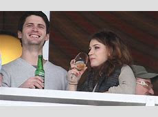 One Tree Hill star James Lafferty cosies up to Bono's ... James Lafferty And Wife