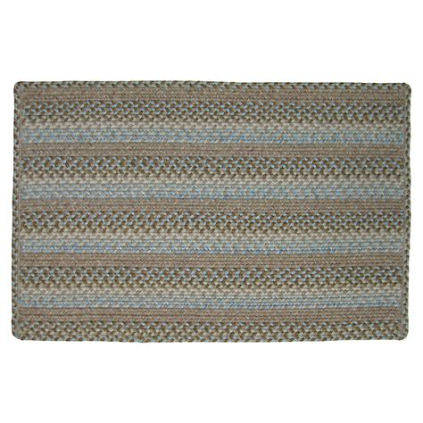 braided outdoor rugs indoor outdoor braided area rugs 20x30 striped ebay